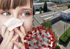 Koronavirus řádí v Praze 11: Po zaměstnanci školky jsou nakažené i pracovnice základky s dcerou