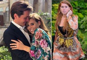 Svatba princezny Beatrice se na rok odkládá...