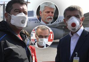 """Babiš děkoval Zemanovi a Tvrdíkovi. Kalouskovi je """"na blití"""" a Pavel připomíná NATO"""