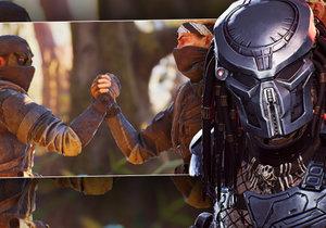 Predator: Hunting Grounds nabízí boj vojáků s mimozemským lovcem.