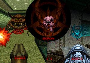 Doom 64 je povedeným remasterem klasické střílečky.