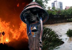 Pražská rarita: Jedna z nejstarších zvoniček stojí v Hrdlořezích, pohromy ohlašuje přes 300 let