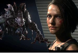 Resident Evil 3 je fajn střílečka ve strašidelném prostředí, ale o horor nejde.