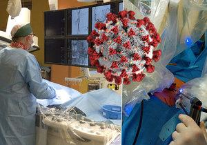 V Praze zemřel další pacient (†77) nakažený koronavirem. Trpěl vážnou plicní chorobou