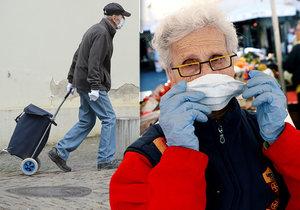 Šmejdi útočí na seniory i v době koronaviru.(ilustrační foto)