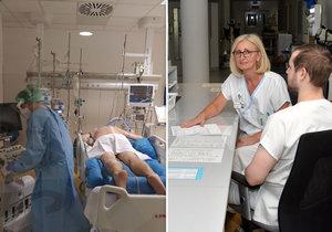 V Brně je třetí vážně nemocný s koronavirem: Muž dostává remdesivir a je na plicní ventilaci