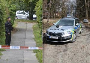 Policista v chatové oblasti u Třeboně zastřelil muže: Šlo o agresivního pachatele