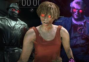 Online videohra Resident Evil: Resistance o svých kvalitách příliš nepřesvědčila.