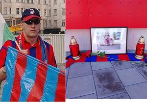 Fanoušek fotbalové Viktorie Plzeň Pavel J., známý pod přezdívkou Lochotín, zemřel. U stadionu ve Štruncových sadech spontánně vzniklo pietní místo.