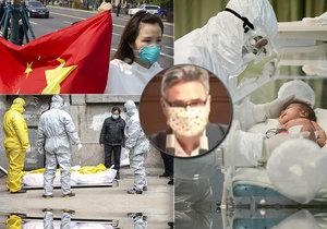 Čína u koronaviru neučinila opatření včas, šířila mylné informace, udělala chyby, míní lidovec Benešík