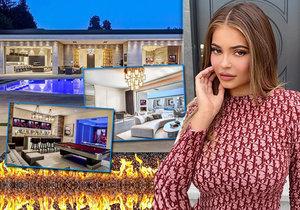 Kylie Jenner má novou vilu. Koupila ji za miliardu korun.