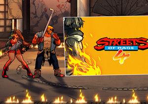 Streets of Rage 4 je skvělá beat 'em up mlátička a zároveň nejlepší díl kultovní série.