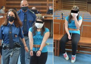 Brigita (19) porodila do WC: Za vraždu novorozence dostala 16 let!