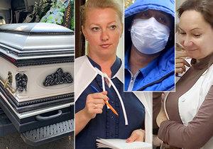 """Rusko a koronavirus: Tři ruští doktoři prý """"vypadli z okna"""", všichni upozorňovali na nedostatky v boji země s pandemií"""