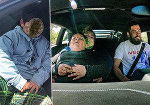 Chlapec ukradl vůz rodičů a jel si koupit lambo. Nakonec se v jednom povozil.