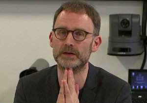Britský epidemiolog Neil Ferguson.