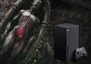 Microsoft odhalil nové videohry pro Xbox Series X.