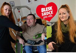Pavla (43) z Prahy utrpěla dvě těžké nehody za dva měsíce! Bojovala o život, dnes pomáhá postiženým