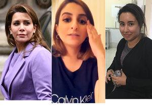 Dubajská šlechtična Maítha prosí o pomoc, bojí se, že ji zabíjí