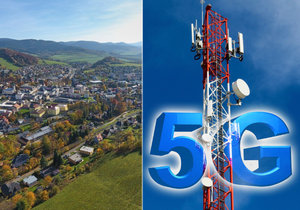 V Jeseníku zuří boj o testování sítí 5G.