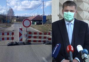 Do Maďarska a na Slovensko od středy bez testů, zatím na dva dny. Petříček jedná i s Rakouskem.