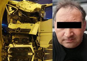 Tragická nehoda u Únětic u Prahy: Motorkář (†50) srážku s autem nepřežil