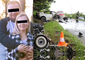 Dojemná vzpomínka kolegů na Radka z tragické nehody u Černožic: S partnerkou ho zabil mladík v BMW