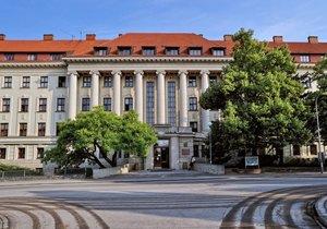 Rektorát Mendelovy univerzity