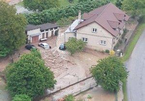 Další oběť českých záplav! Policie po 16 dnech našla tělo ženy (†74) z Šumperska