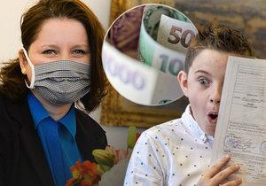 Rodiče, kteří poslali své dítě pro vysvědčení, ztratili nárok na ošetřovné.
