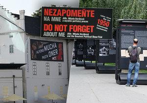 Kampa a Milada Horáková: Tamní muzeum připomene 70. výročí od popravy venkovní výstavou