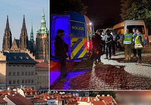 Klimatičtí aktivisté museli být vyvedeni z Pražského hradu. Setrvali zde po zavírací době a odmítali odejít, dokud nepřijde prezident Miloš Zeman. Nakonec museli zasáhnout těžkooděnci.