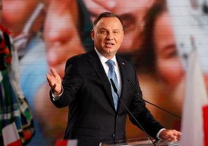 Polsko si volilo nového prezidenta. (28.6.2020)