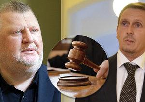"""Tunel v dopravním podniku: Soud Rittiga a spol. znovu osvobodil! """"Kradlo se tam,"""" řekl svědek"""