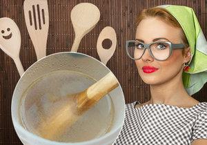 Nechutná pravda o dřevěných vařečkách: Ženě ji pomohl odhalit porotce z Masterchefa