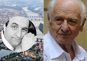 Ota Pavel by se dožil 90 let. Se svým velkým kamarádem Arnoštem Lustigem se v Praze nejradši procházel podél Vltavy, vlastnili spolu i roubenku na Novém Světě. Jak na něho Lustig vzpomínal?