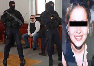 Žárlivý Albánec zastřelil partnerku synovi před očima! 16 let v base a 6 milionů odškodnění