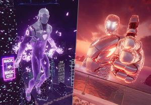 Marvel's Iron Man VR je zábava na pár chvil, ale hra mohla být mnohem propracovanější.