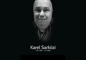 Odešla taneční hvězda: Choreograf Karel Sarközi  (†53) zemřel náhle ve spánku
