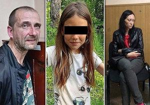 Dívka (†8) zmizela po útěku z domova: Manželský pár ji vzdal do auta, pak ji znásilni a zavraždili!