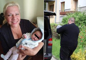Marie Pojkarová přišla o vnučku Valerii