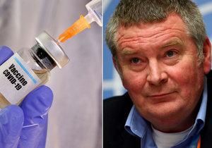 Odborník z WHO důrazně upozornil, že vakcína do Vánoc rozhodně připravená nebude