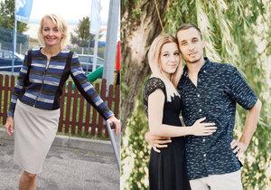 Šťastná Veronika Žilková: Dočkala se miminka! Díky Nellince je trojnásobnou babičkou.