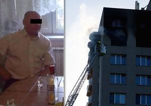První foto Zdeňka (54), který má na svědomí 11 životů: Svým blízkým v Bohumíně přichystal krutou smrt!