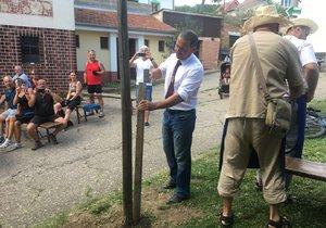 V Bořeticích zarazili horu: V republice Kraví hora platí od soboty přísný zákaz vstupu do vinice!