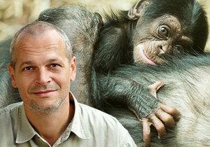 Náhlá smrt ředitele ostravské zoo: Čolas (†55) se vypracoval z kuchaře na uznávanou kapacitu
