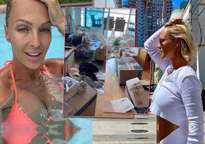 Zuzana Belohorcová se stěhuje z Miami do Marbelly.