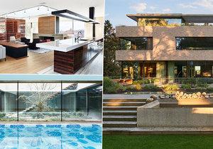 Vila Vista na pražské Hanspaulce je na prodej. Nabízí ji za 300 milionů.