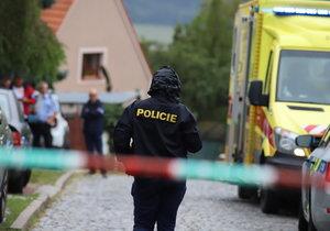 Recidivista ve Zlíně zkopal muže do bezvědomí: Spor kvůli plivanci mohl skončit tragicky