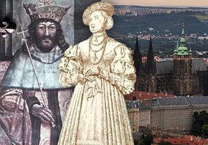 Barbora Braniborská, která po svém prvním manželi přijala jméno Hlohovská, se ve svých 12 letech znovu provdala za českého krále Vladislava Jagellonského. Nikdy se s ním přitom nepotkala ani předtím, ani potom. Z Pražského hradu tak musel kralovat sám.